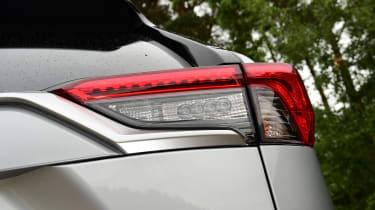 Toyota RAV4 - rear lights