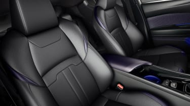 Toyota C-HR Limited Edition - seats