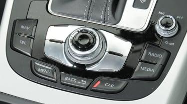 Audi A4 Avant detail
