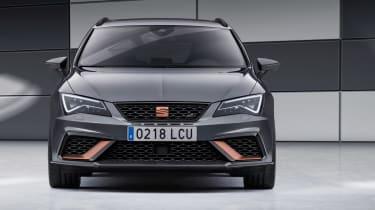 SEAT Leon Cupra R ST - full front