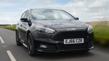 Used Ford Focus ST - front action