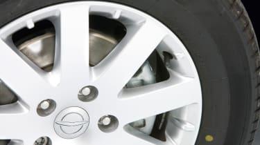 Chrysler Voyager brakes