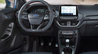 Ford Puma - dash