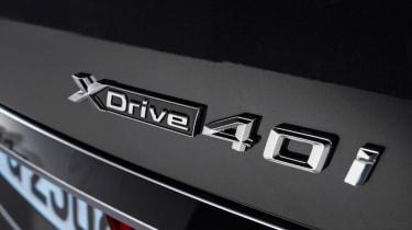 New BMW X7 studio shoot xdrive