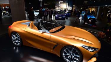 BMW Concept Z4 - Frankfurt show front