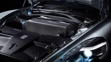 Aston Martin Rapide E - engine