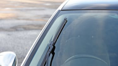 Citroen C4 - wiper detail