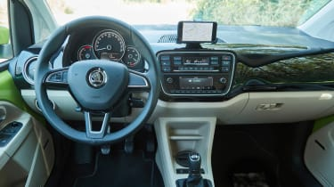 Skoda Citigo - dash
