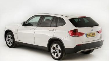 BMW X1 Mk1 - rear