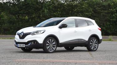 Renault Kadjar - front static