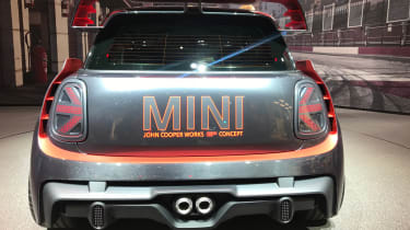 MINI John Cooper Works GP concept - Frankfurt full rear