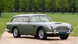 Aston Martin DB5 - Radford shooting brake