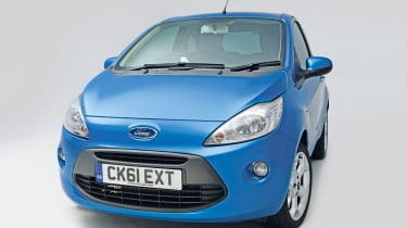 Ford Ka front static