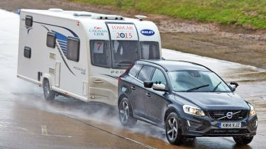 Volvo XC60 Tow Car of the Year