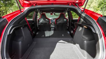 New Honda Civic Type R 2015 boot