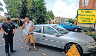 Watchdog: New clamping law