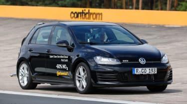Superdiesel - VW Golf front