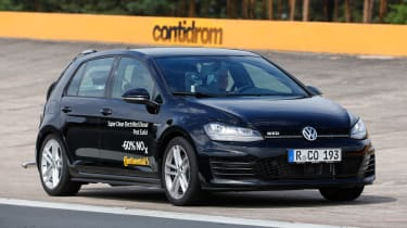 Superdiesel - VW Golf front