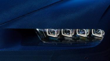 Bugatti Chiron - The Quail headlight