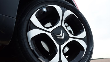 Citroen C3 Aircross - alloy wheel