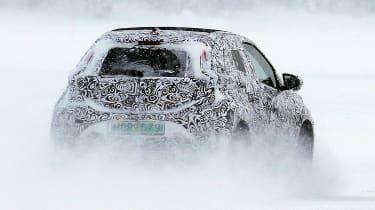 Toyota Aygo - spyshot 5