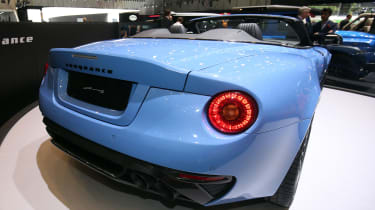 Kahn Vengeance Volante rear quarter