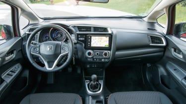 Honda Jazz - cabin