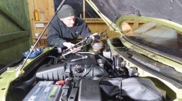 <span>Intro to replace wiper assembly</span>