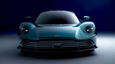 Aston Martin Valhalla - full front