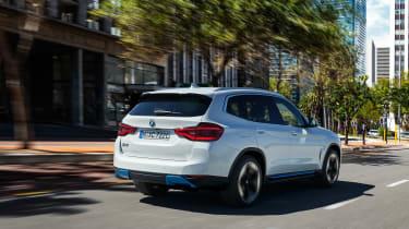 BMW iX3 - rear