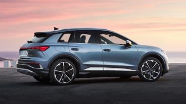 Audi Q4 e-tron - rear static
