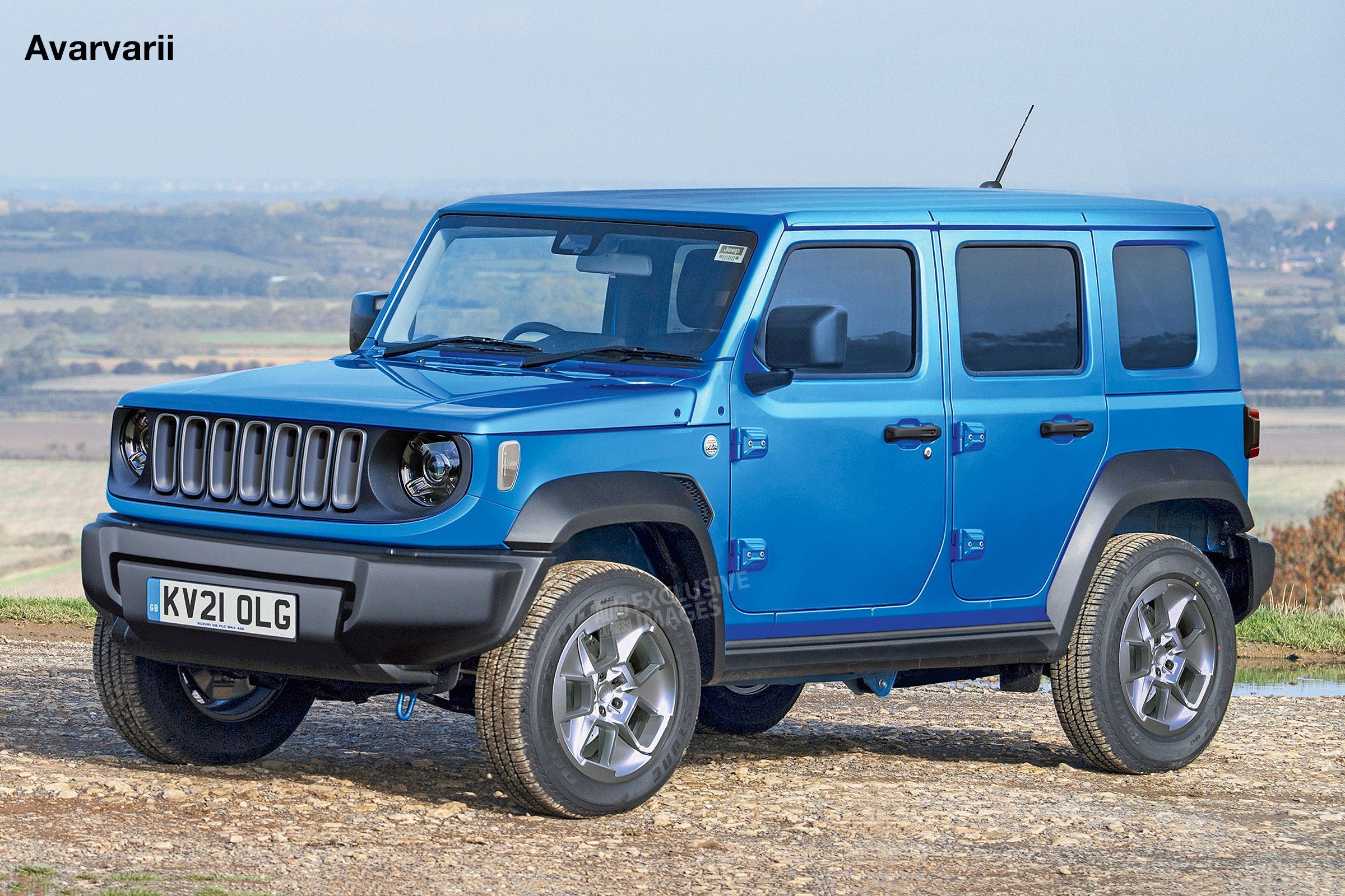 new baby jeep suv set for 2022 launch