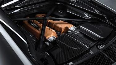Audi R8 V10 Decennium - engine