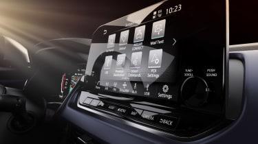 New Nissan Qashqai - interior 3