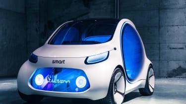 Smart Vision EQ concept - front/side