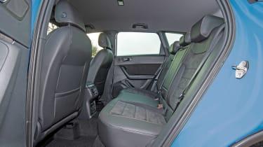 Cupra Ateca - rear seats