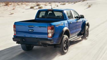 Ford Ranger Raptor - rear