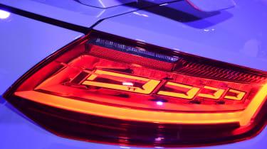 Audi TT RS 2016 - rear light