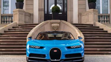 Bugatti Chiron 2016 - Location Shot Front