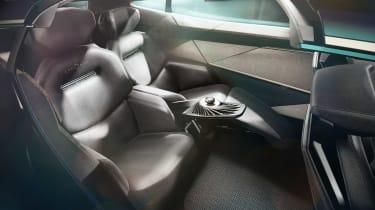 Lagonda All-Terrain concept - interior