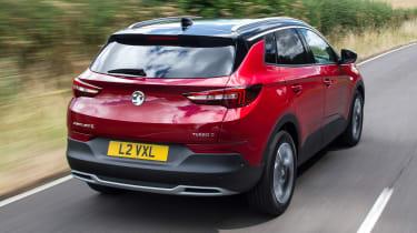 Vauxhall Grandland X - rear