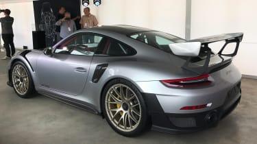 Porsche 911 GT2 RS - Goodwood side/rear