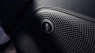 Ford Fiesta Vignale speaker
