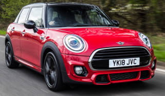 MINI 5-door hatchback - front driving