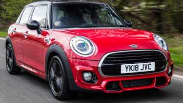 MINI Cooper 5 door 2018 header