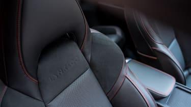 Lynk & Co 02 SUV - seats