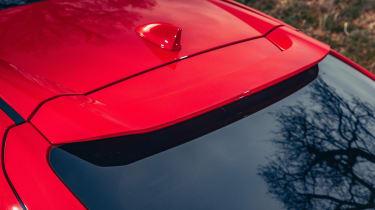 Honda Civic diesel automatic hatch spoiler