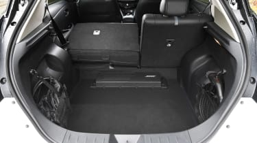 Nissan Leaf e+ - boot