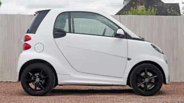 Used Smart ForTwo - side