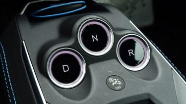 Alpine A110 - drive select